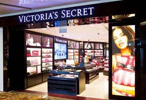 Victoria's Secret магазин женской одежды