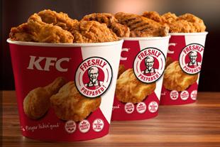 KFC сеть фастфудов и ее франшизы