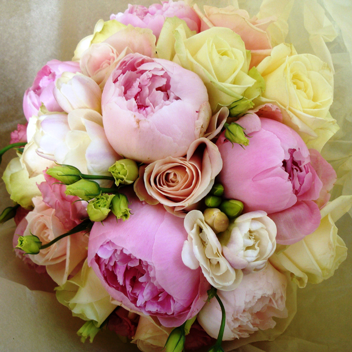 Букет для цветоводов