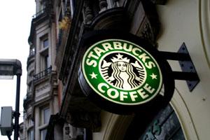 Вывеска StarBucks Coffee