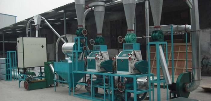 Мини завод по производству муки