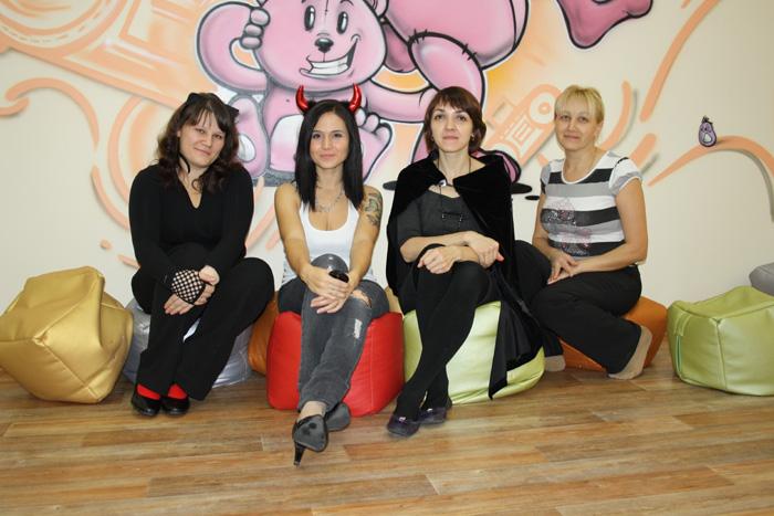 Персонал детских садов