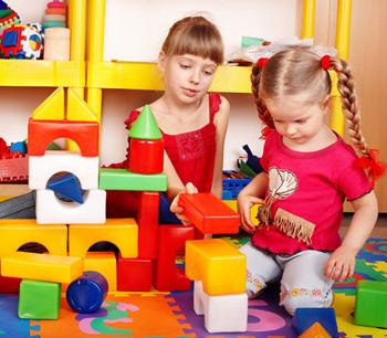 игрушки для детского сада