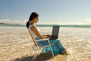 Уход с работы во время отпуска