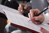 Составление доверенности на получение документов