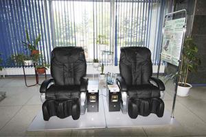 Массажные кресла автоматические