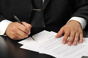 Оформление и подпись справки о доходах