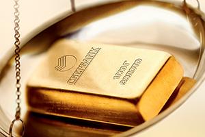 Слиток золота 1000 грамм Сбербанка России