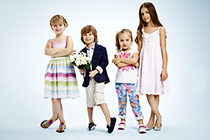 Как открыть оптовый магазин детской одежды