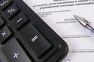 Налоговая декларация в связи с применением УСН