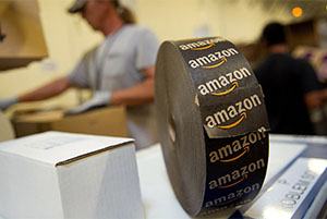 Amazon - бизнес, начинавшийся с гаража