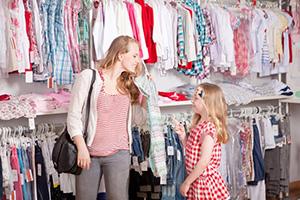 Рентабельность бизнеса по продаже вещей для детей