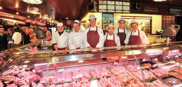 Магазин мясных продуктов