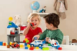 Продажа детских товаров