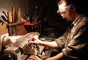 Изготовление изделий из дерева на станке