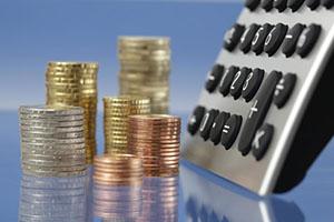 Величина пени по ставке рефинансирования