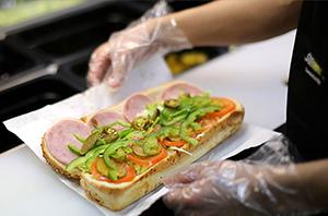 Бутерброд Саб