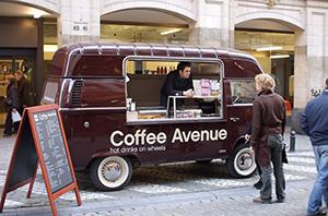 Кофешоп в Брюсселе