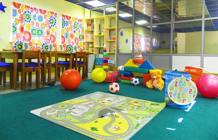 Комната для детского досуга