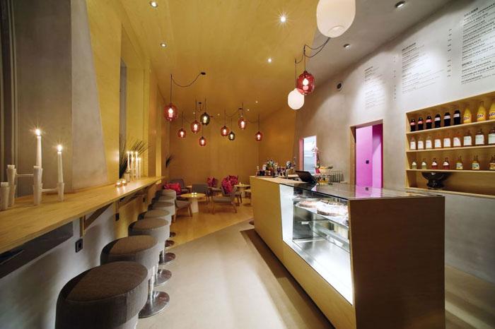 Открытие и план кафе кондитерской в небольшом помещении