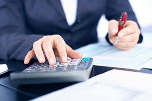 Расчет налогового платежа