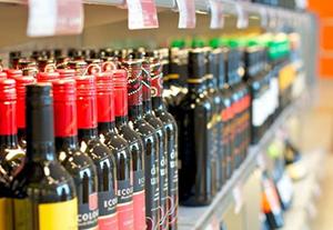 Розничная продажа алкоголя