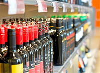 Алкоголь по лицензии