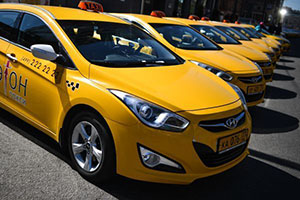 Открытие такси ИП