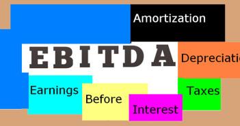 Расчет EBITDA
