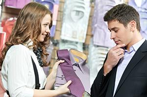работа продавца одежды