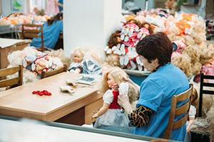 производство игрушек