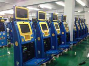 автоматы Таунигма для оплаты услуг