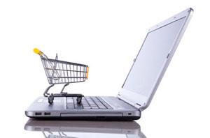 Покупки в онлайн шопе