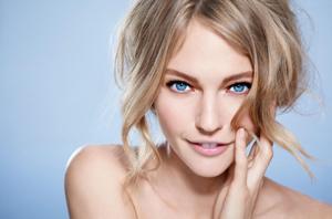 Обложка сайта про косметологию