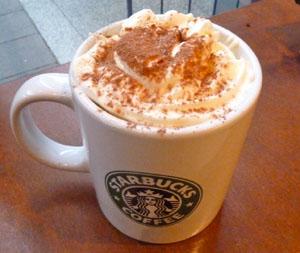 Чашка кофе Starbucks