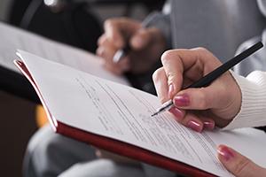 Составление права передачи подписи