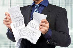 Прекращение действия документа о доверенности