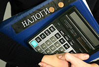 Налог на добавленную стоимость - расчет