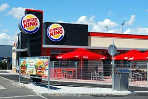 Burger King по франшизе