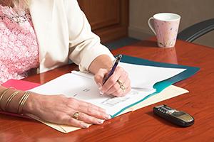 Составление документа на предоставление отпуска
