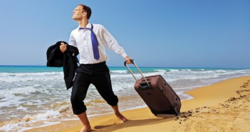 Уход работника в отпуск