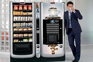 Автомат для продажи кофе