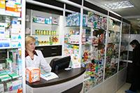 Работа аптечного пункта