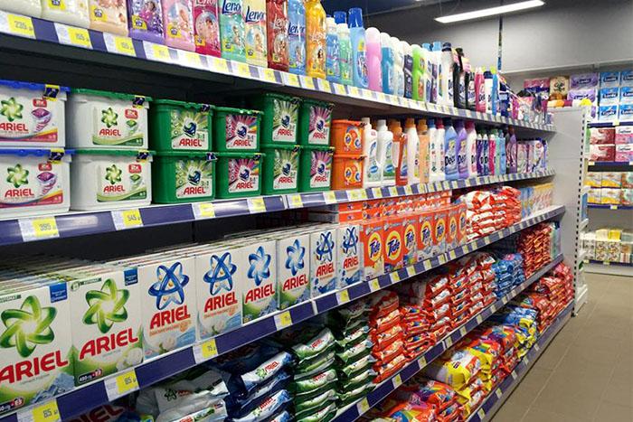 Супермаркет бытовой химии