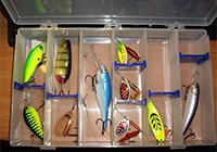 Принадлежности для рыбной ловли