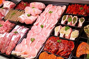 Продукты из мяса
