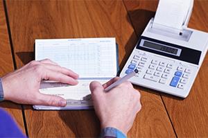 Расчет налоговых выплат