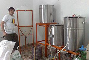 Производство пива дома