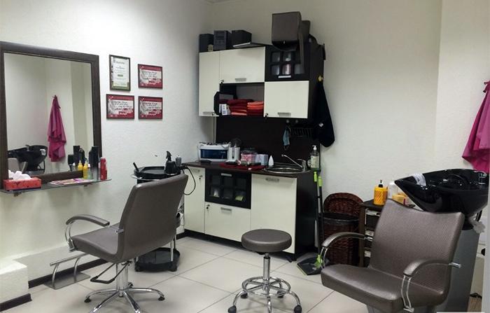Оснащение парикмахерской