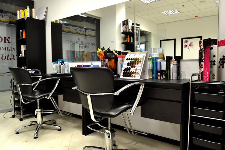 Услуги парикмахерских